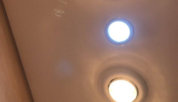 Có nên lắp đèn sưởi nhà tắm không?