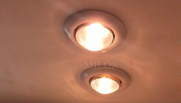 Lựa chọn đèn sưởi hồng ngoại âm trần cho ngôi nhà bạn