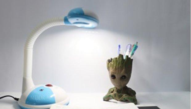 Tiêu chí chọn đèn bàn học sinh an toàn cho mắt trẻ
