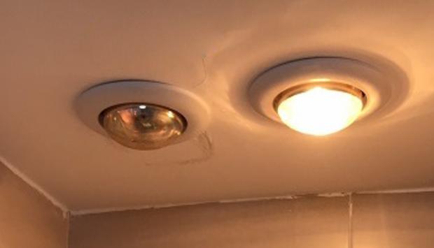 Tìm hiểu địa chỉ mua đèn sưởi âm trần nhà tắm Hà Nội