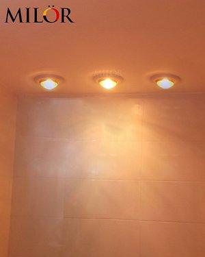 Đèn sưởi âm trần hành lang 3 bóng